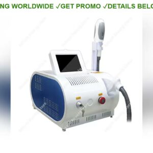❤️ DISCOUNT Portable OPT E light Depilation SHR Painless IPL Hair Removal Cooling System Skin Tight