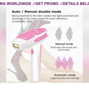 ✨ SALE Lescolton 1000000 IPL Hair Removal machine laser Epilator Permanent hair remover electric fa