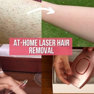 Laser Hair Removal at Home | Permanent Hair Removal Using IPL Laser