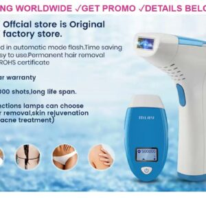 ☀️ REVIEW High Quality New product! Permanent Hair Removal IPL Hair Removal Epilator Device (Only o