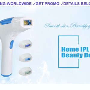 ✅ DEAL Mlay Home use IPL Laser Hair Removal Machine with 500000 Shots Skin Rejuvenation Acne Cleara