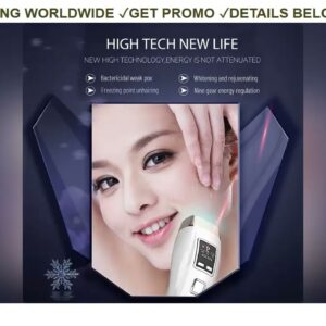 ❄️ REVIEW Shaving & hair removal IPL Hair Removal Laser Epilator for Women Whole Body Home Use Phot