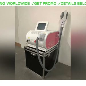 [Cheap] $684 Best selling Portable  OPT IPL shr laser Permanent hair removal at home   pulse light