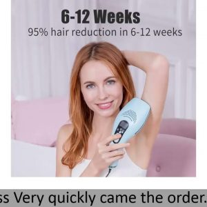 ✓ DEESS GP590  Permanent Hair RemovalICE COOL IPL laser epilator Up graded Unlimited Flashes depila