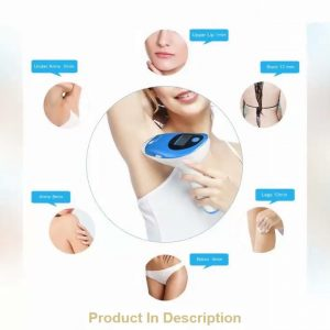 Unboxing MLAY IPL Laser Depilador Hair Removal Machine T3 Electric Permanent Hair Removal for Women