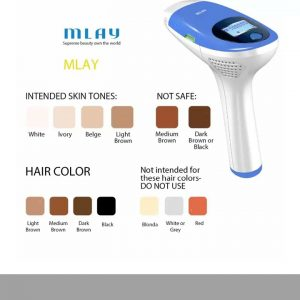 ✓ Mlay Laser T3 Depilador a Laser Hair Removal Machine Professional IPL Laser Hair Removal Device E
