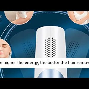MiSMON IPL Laser Hair Removal for Women and Men, 3 in 1 Skin Care Beauty Device for Hair Remover