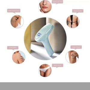 Mlay 500000 Flashes IPL Hair removal Epilator a Laser Permanent Hair Removal device Face Body 3IN