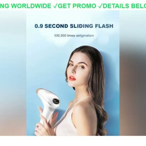 ☘️ DEAL Permanent laser hair removal machine IPL laser hair removal machine body bikini hair remova